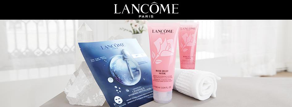 Lancôme Reinigung & Masken